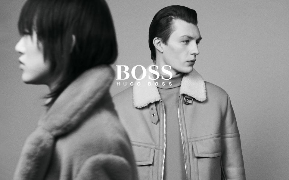 BOSS 2019 秋冬男装新品系列