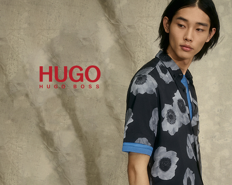 HUGO 2019 早秋男装新品系列